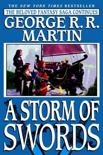 A Storm of Swords [Mass Market Paperback] Martin, George R. R.