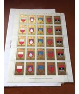 San Marino Crossbow m/s 1974 mnh  stamps - $9.95