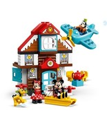 LEGO - DUPLO Mickey's Vacation House 10889 - $73.61