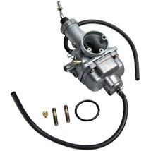 New Carburetor & Fuel Cable for Yamaha Moto 4 YFM225 ATV Quad 1986-1988 - $34.95