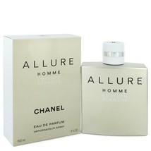 Allure Homme Blanche Eau De Parfum Spray By Chanel (5 oz Eau De Parfum Spray) - $191.57