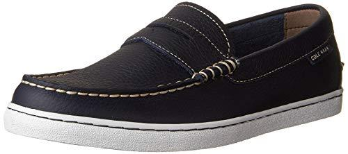 Cole Haan Men's Pinch Weekender Loafer, Peacoat Leather, 13 M US