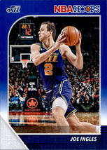 Joe Ingles 2019-20 Panini NBA Hoops Blue Parallel Card #188 - $1.50