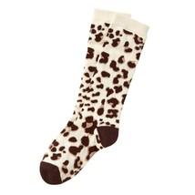 NWT Gymboree Uniform Shop Leopard Girls Knee High Socks S M L 11-12 13-2 3+ - $3.99