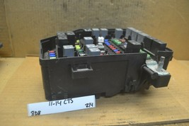 2011-2014 Cadillac CTS Fuse Box Junction OEM 20913802 Module 214-8D8 - $79.99