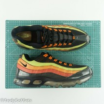 Nike Air Max 95 360 Size US 13 315859-082 2007 Blaze Bright Cactus Atomic Red - $119.99