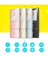 Sports Lossless Mp3 Player Quality Music Sound Recording 128g Flash Memo... - $38.92