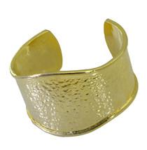 fair Plain Gold Plated multi Bangle Glass general US - $13.16