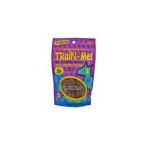 CRAZY PET Train Me Treats for Dogs Beef Works great for trainin Mini 4oz - $11.54 CAD