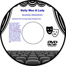 Nelly Was A Lady 1947 DVD Movie  Donn Reed Milton Shockley John Stanley ... - $3.99