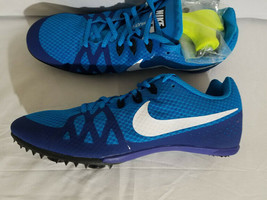 NEW Nike Zoom Rival M Racing Shoes 11, Men's Track & Field Spikes 806555... - $28.99