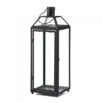 Midtown Large Black Lantern - $46.00