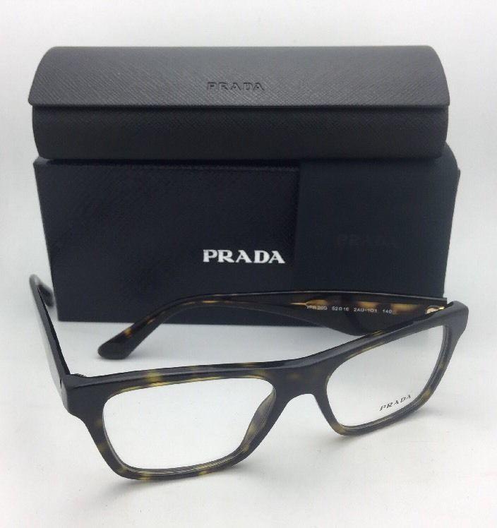 07843c58f322 New PRADA Eyeglasses VPR 20Q 2AU-1O1 52-16 and 26 similar items
