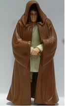 Star Wars Power Of The Jedi Basic Figure Obi-Wan Kenobi Jedi cloak version TOMY  - $31.76