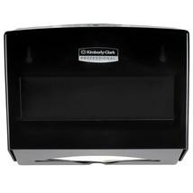 Scottfold Compact Paper Towel Dispenser 09215, Small Towel Dispenser, Black - $18.68