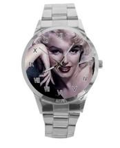 Marilyn Monroe Unisex Watch Custom Sexy Modern Unisex  Quartz Fashion Hot  New - £33.02 GBP