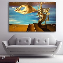 1Pcs Abstract St-Petersberg Salvador Dali Wall Picture Canvas Painting 2... - $39.99