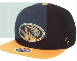Zephyr NCAA Missouri Tigers Z11 Snapback, Adjustable New Free Shipping Hat/Cap - $12.86