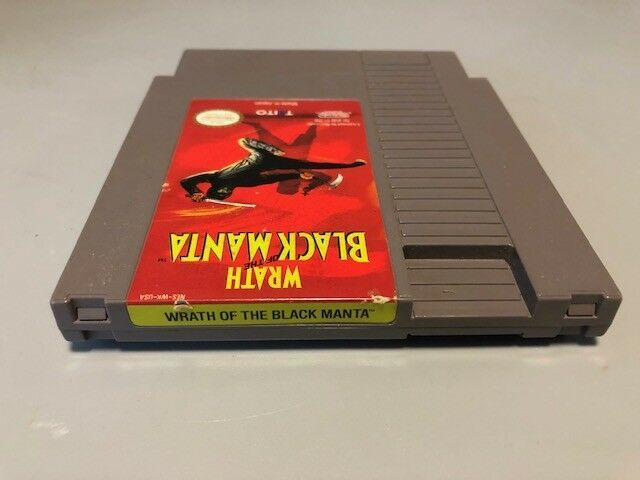 Wrath of the Black Manta, Nintendo Entertainment System (NES) 1990, Tested image 4