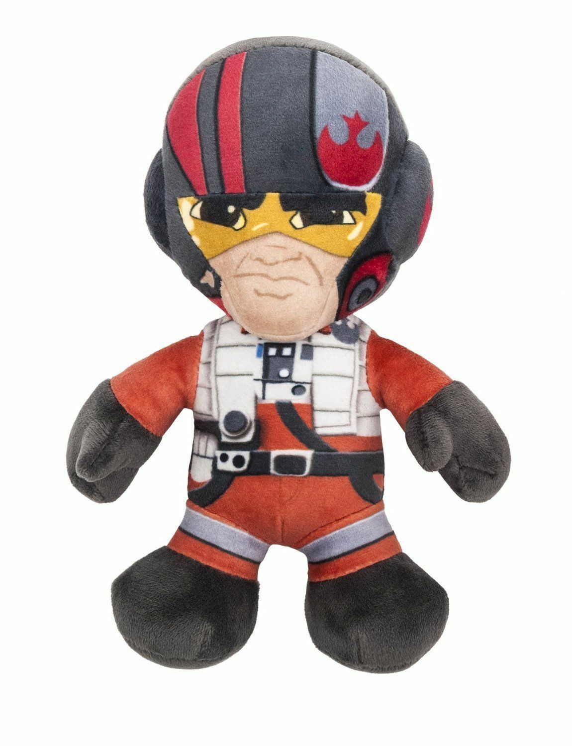 Star Wars Episode 7th - Secondary hero battler 17 cm plush Joy Toy Italy import