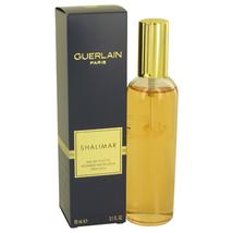 SHALIMAR by Guerlain Eau De Toilette Spray Refill 3.1 oz - $40.66