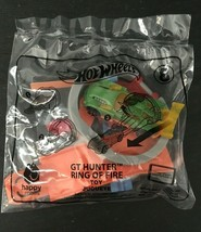 McDonalds Happy Meal Toy Hot Wheels #8 GT Hunter Ring Of Fire 2019 New S... - $9.85