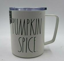 Rae Dunn Pumpkin Spice Insulated Mug. NEW - $14.84