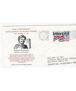 25th ANNIV. DECLARATION OF HUMAN RIGHTS ELEANOR ROOSEVELT CLINTON CORNER... - $1.98