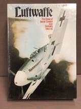 Avalon Hill Company Vintage Luftwaffe Bookcase Game, Sealed , 1971 - $89.09