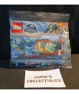 Lego Jurassic World set 30382 48 pieces polybag baby velociraptor plaype... - $15.18