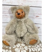 "Robert Raikes Bears Applause Inc 1989 Original Cookie Poseable 11"" Bear ... - $32.66"