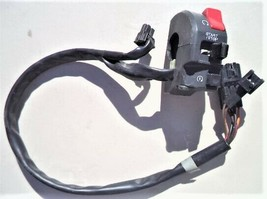 '08 07 ZX6R ZX600 ZX-6R Ninja Right Controls Switches Start Stop Kill Kawasaki - $71.38
