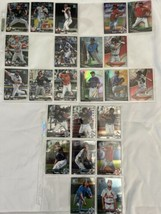 Vtg 3977 Baseball Trading Card Lot Binder Sticker Signed Rookie Photo Pete Rose image 2