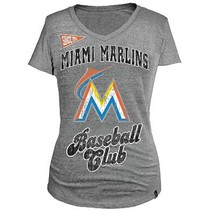 MLB Woman's Florida Marlin  Club Short Sleeve Tee XL  - $15.99
