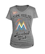 MLB Woman's Florida Marlin  Club Short Sleeve Tee XL  - $15.99