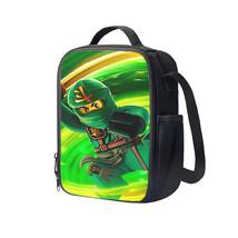 Lloyd Garmadon Green Ninja Lego Ninjago Insulated Lunch Bag - €21,85 EUR