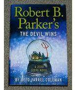 Robert b. parker  the devil wins  hb 1 thumbtall