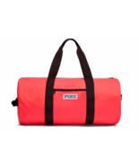 NEW Victoria's Secret PINK Weekender Duffle Gym Bag in Neon Red - $30.00