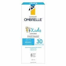 Garnier Ombrelle Kids Wet'N Protect Sunscreen Lotion SPF 30, 90ml LONG EXPIRY - $24.70
