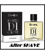Bi Es  After Shave PORTO DI CAPRI Softens & Soothes Irritated Skin 100 ml - $14.70