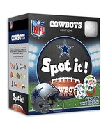 MasterPieces NFL Spot It! Dallas Cowboys Edition - $14.39