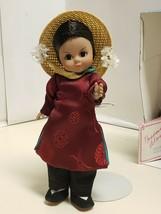 "Madame Alexander 8"" Vietnam 505 Doll INTERNATIONAL with Stand - $38.60"