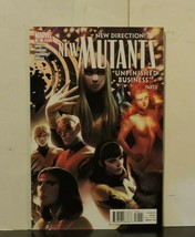 New Mutants Unfinished business #25-27 July 2011 - $11.13