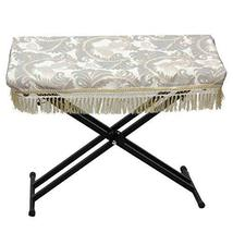 Velvet Electronic Piano Keyboard Cover Protective Anti-Dust Decorated Cloth