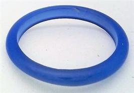 Blue Agate Gemstone Ring sz.9 - $3.49