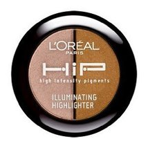 L'oreal HIP Illuminating Highlighter in Twinkling - Discontinued - $24.98