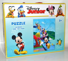 Disney Junior 24 Pieces 50x70cm Puzzle - $23.36