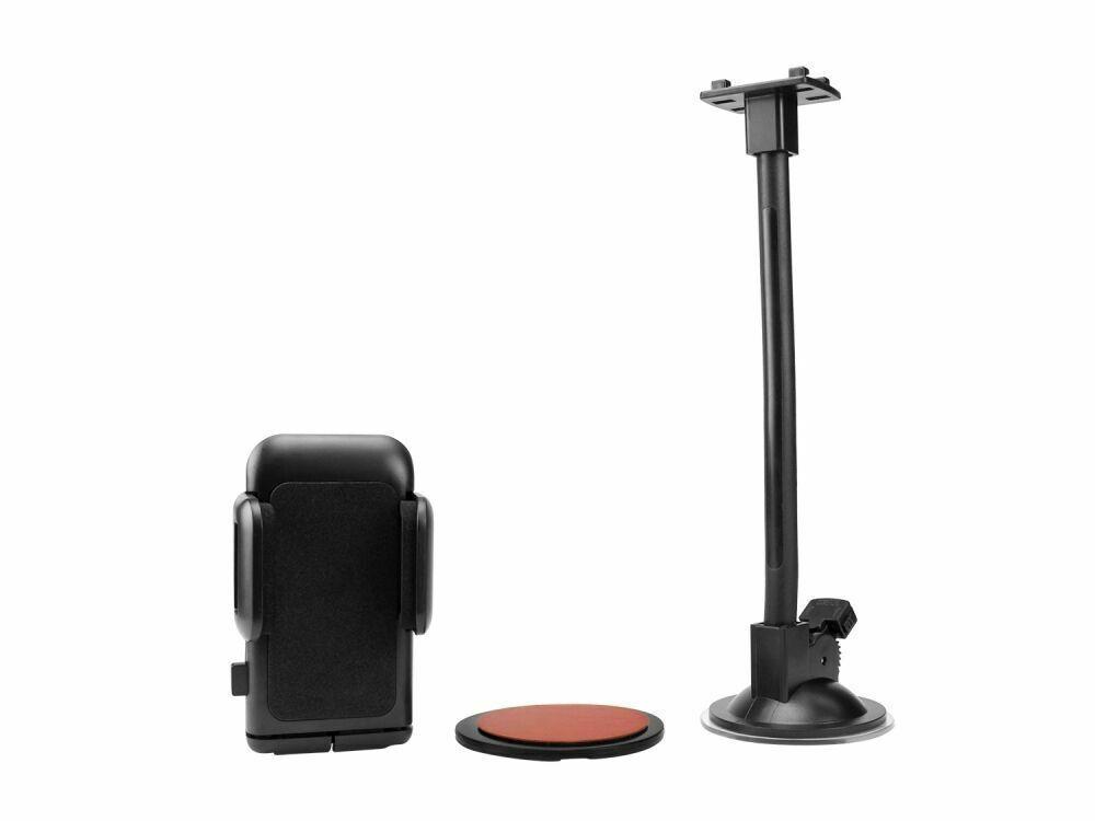 Car Windshield Suction Mount Phone Holder Gooseneck for LG G5 G4 Cradle Stand