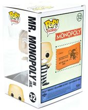 Funko Pop! Retro Toys Mr. Monopoly in Jail #32 Vinyl Figure image 3