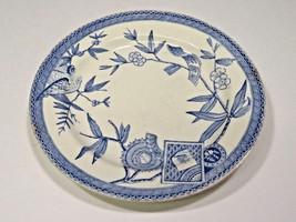 "Wedgwood Louise Blue Aesthetic Transferware Plate 7.5"" 1881 - $44.55"